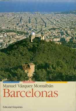 Barcelonas, portada