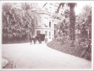 Jardí del Palauet del Marques de Santa Isabel. Frederic Ricart1