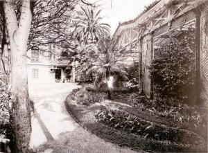Jardí del Palauet del Marques de Santa Isabel. Frederic Ricart10