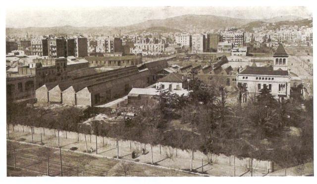 Fabrica Elizalde el 1921