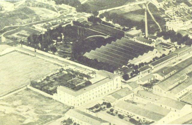 Fabrica Saphil Can Niquet. Opuscle Saphil, 1929. Arxiu Municipal de Terrassa.