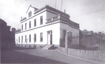 Hospital del Mar. Pavelló d'Administració i Direcció