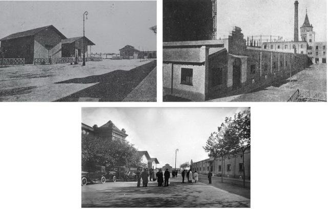 Pavellons Hoispital del Mar, decada dels anys 1920.1