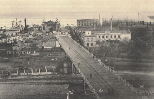 Pont del Parc i Seccio Marítima