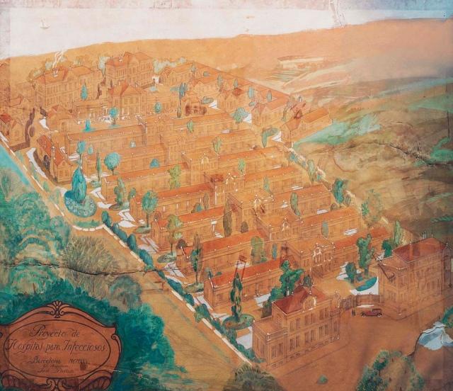 Projecte de Josep Plantada (1925)