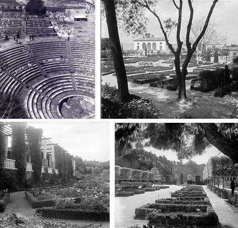 Combinació imatges teatre grec
