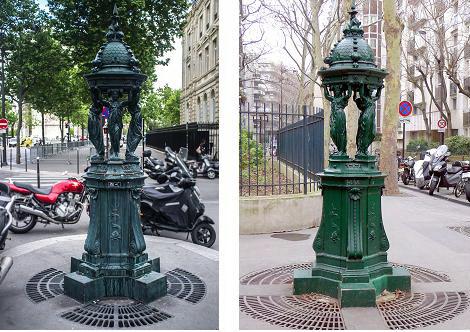 Combinació Wallace Paris