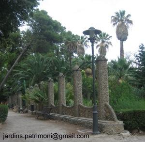 Parc Teodor Gonzalez. Tortosa. Signada