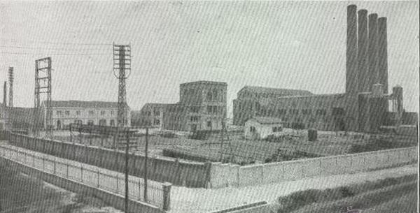 Central termica de Sant Adrià, 1915.1