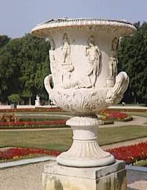 El parterre de Letona. Versalles