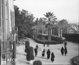 1925 Jardins de la casa Albó. Ignasi Canals i Tarrats. AFCEC